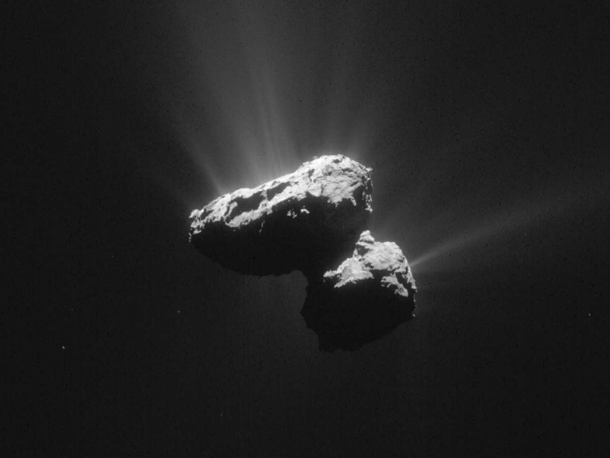 earth scientist suggests comet - 1280×720