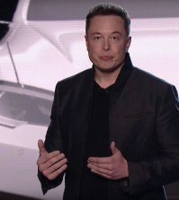 Elon Musk Model 3
