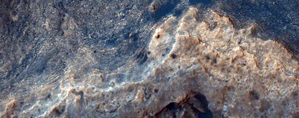 Oxia Palus: ExoMars keşif aracının ineceği aday bölge, Avrupa Uzay Kuruluşu (ESA) ve Rusya Birleşik Uzay Kuruluşu (Roscosmos) ortaklığı.