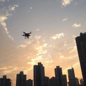 Drone'lar itfaiyecilere acil durum hakkında gerçek zamanlı bilgi verecek