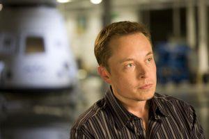 SpaceX kurucusu ve CEO'su Elon Musk