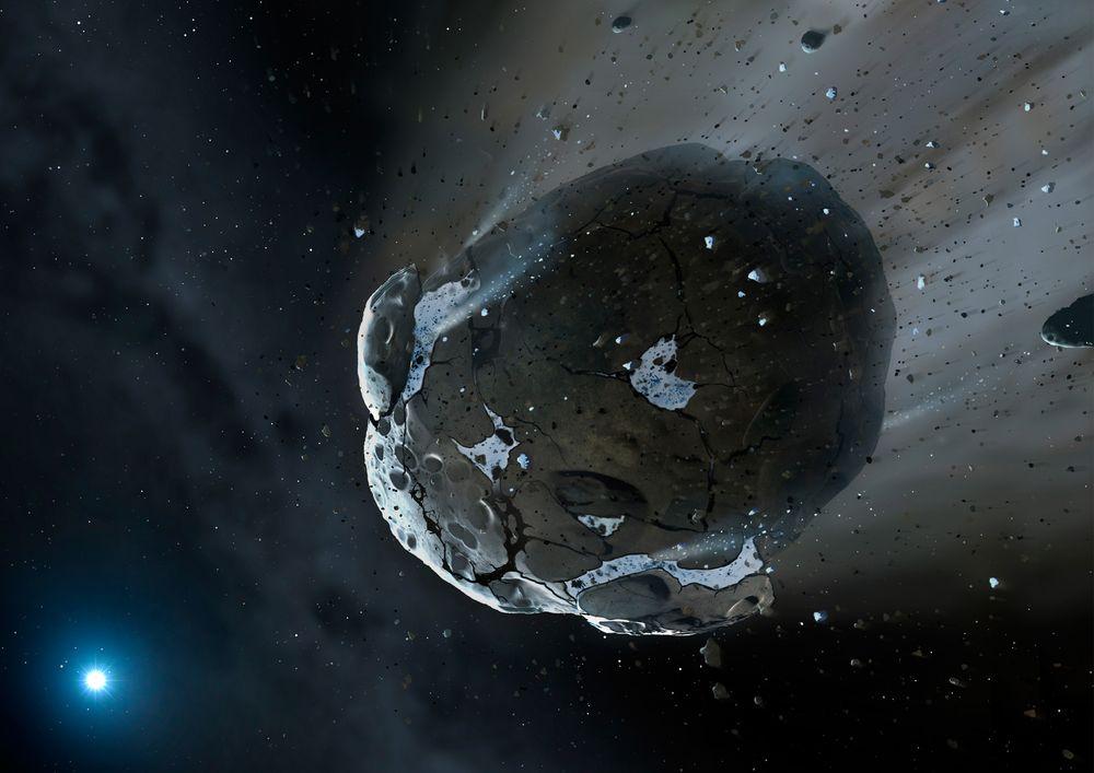 Bazen asteroitler aniden ortaya çıkıyor ve bu biraz korkutucu olabiliyor.