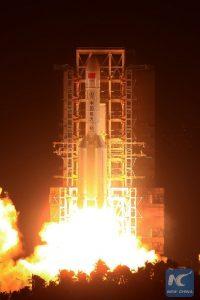 Çin'in Long March 5 Roketi