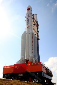 Çin'in Long March 5 uzay roketi