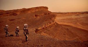 National Geographic'in yeni dizisinde Daedalus'un mürettebatı Mars'ı keşfediyor.