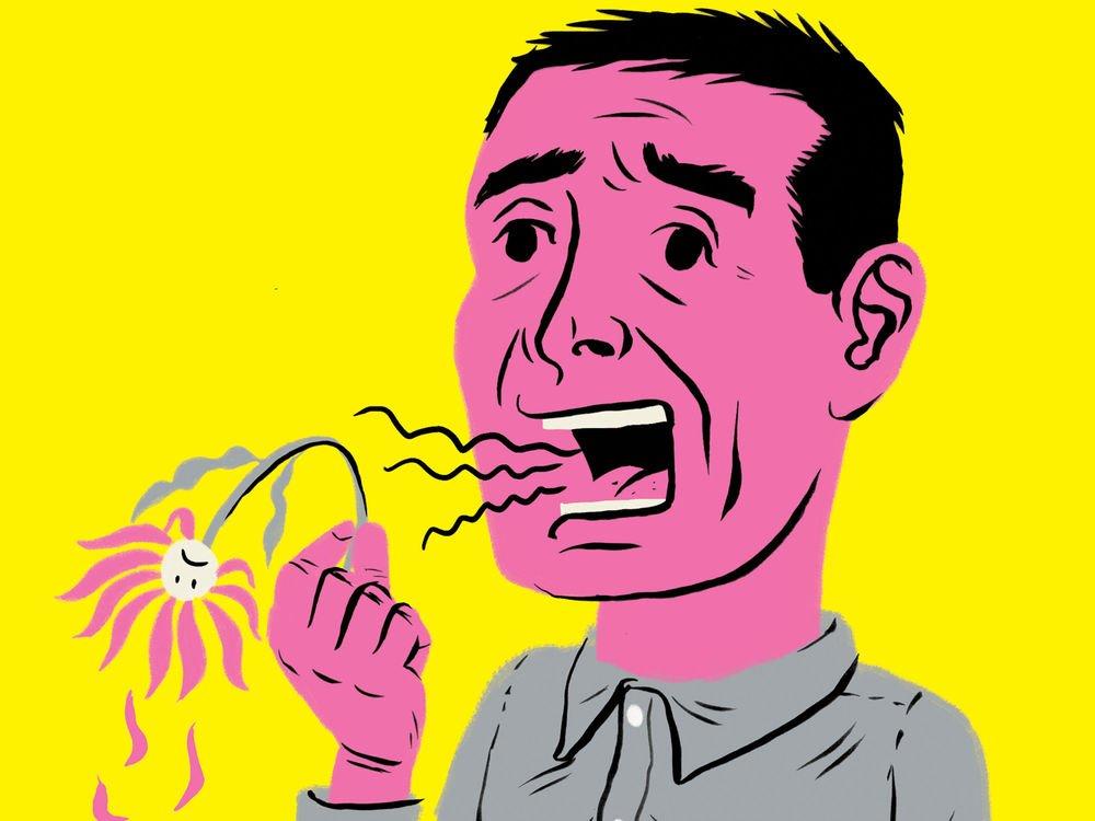 Kötü Kokulu Sülfür Sarımsağı çiğnediğiniz zaman, buharlaşabilen dört sülfür bileşiği size kalıcı sarımsak nefesi verir.