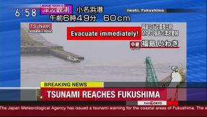 Tsunami Uyarısı