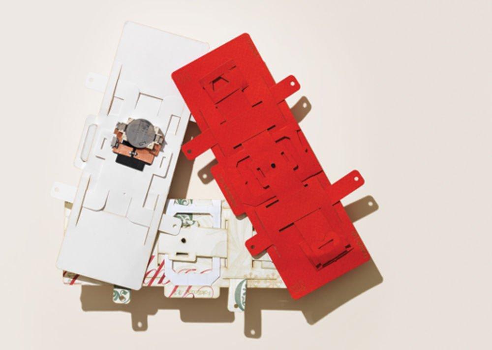 Foldscopes: Katlanabilir kağıt mikroskopların maliyeti 1 dolardan daha az.