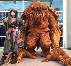 Rancor At San Diego Comic-Con