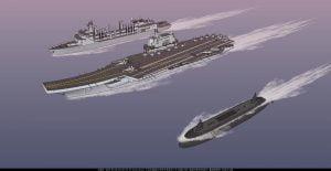 Çin mühimmat denizaltı gemisi