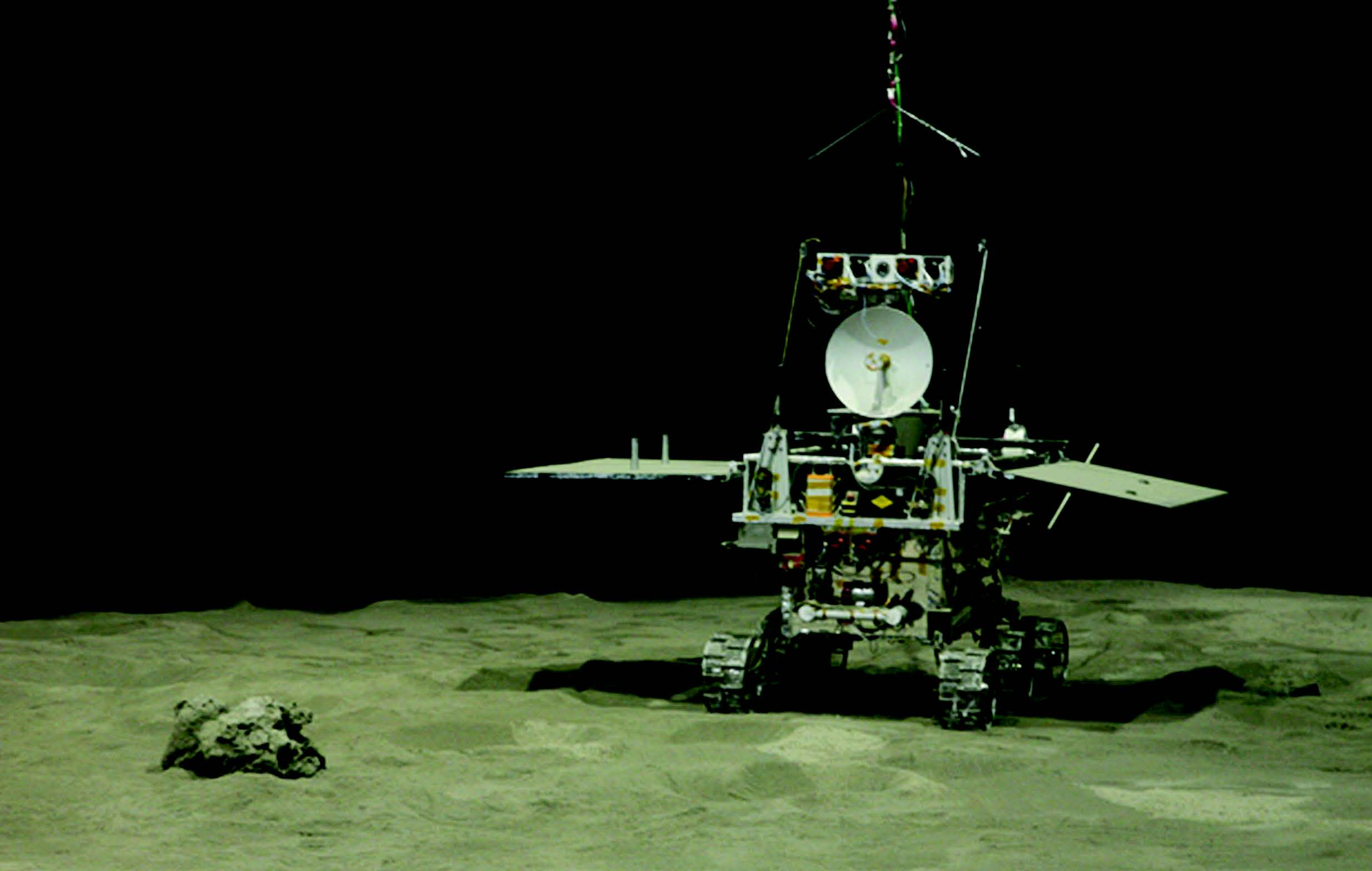 chinese moon rover - HD2470×1568