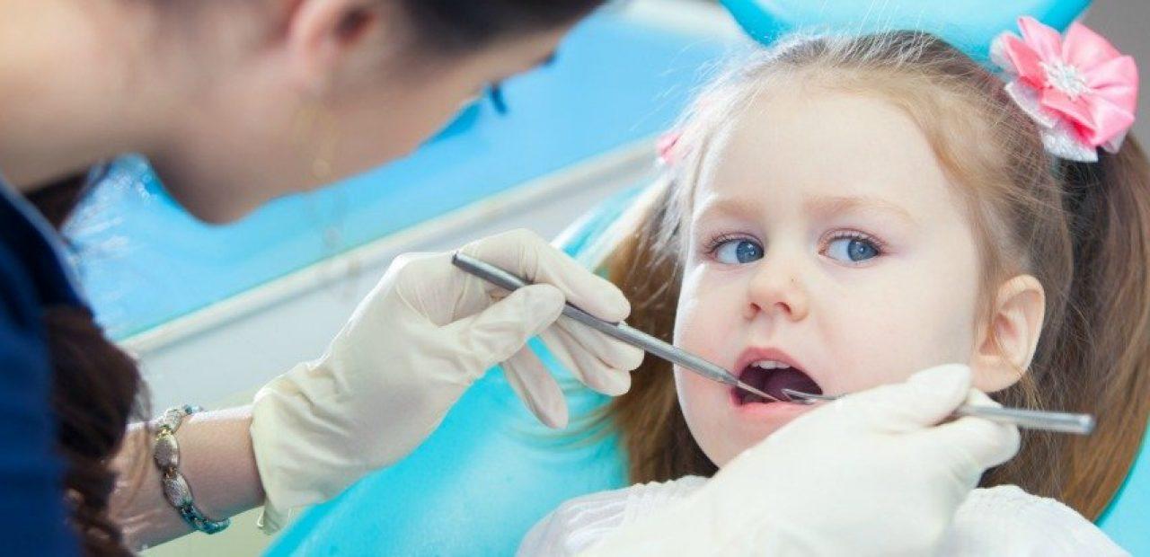 Bir yıldan sonra çocuklarda dişler