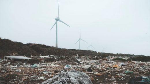 Mikroplastikler, Rüzgar Yoluyla Uzak Yerlere Taşınabiliyor