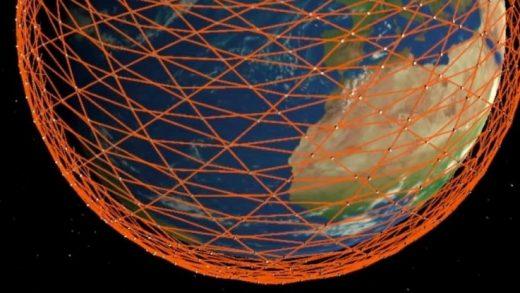 SpaceX, Yaklaşık 12.000 Yüksek Hızlı İnternet Uydusundan İlk 60 Tanesini Fırlattı