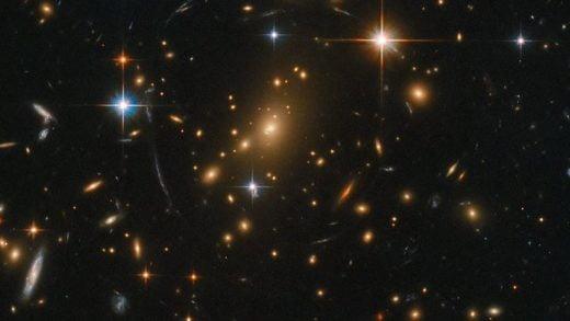 NASA, Hubble'ın Çektiği Bir Fotoğrafı Müziğe Dönüştürdü