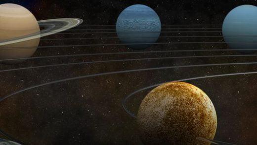 Güneş Sistemi'ndeki Bütün Gezegenlerde Ne Kadar Hayatta Kalabilirsiniz?