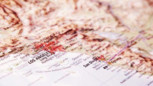 Kaliforniya'daki Bir Fay Hattı 'Sürünmeye' Başladı ve Ne Olacağı Belli Değil