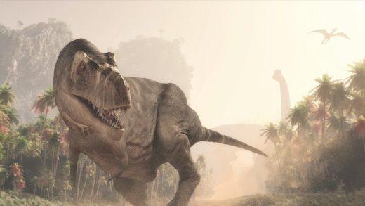 Dinozorlar, Samanyolu Galaksisinin Öbür Tarafında Yaşamış