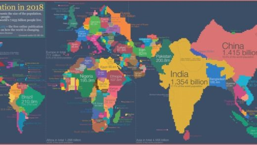 Bir Araştırmacı, İnfografik Haritaların Neden Çok Yanıltıcı Olabileceğini Açıklıyor
