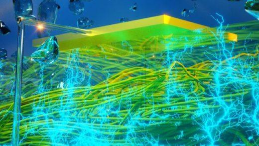 'Havadan' Elektrik Üreten Cihaz Geliştirildi