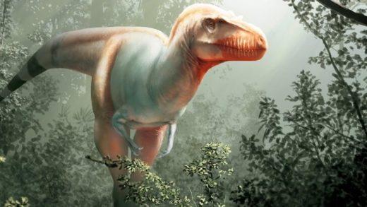 T-Rex'in Yeni Keşfedilen ve İsmini Ölümden Alan Büyük Kuzeni