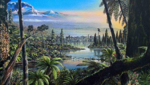 Güney Kutbu'nda Antik Bir Yağmur Ormanının İzleri Ortaya Çıktı