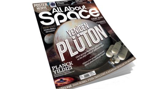 All About Space Nisan Sayısı Çıktı!