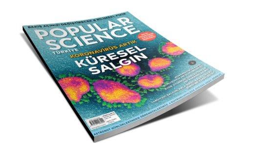 Popular Science Nisan Sayısı Çıktı!