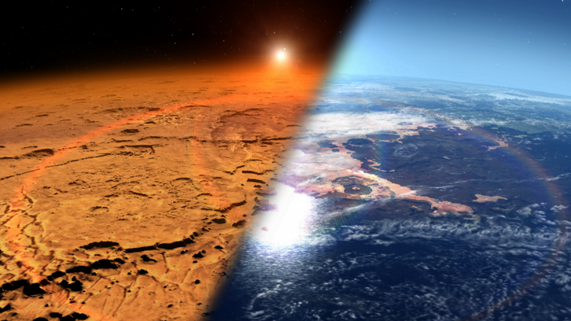Mars'tan Kaçış: Su, Kızıl Gezegen'i Nasıl Terk Etti? - Popular Science
